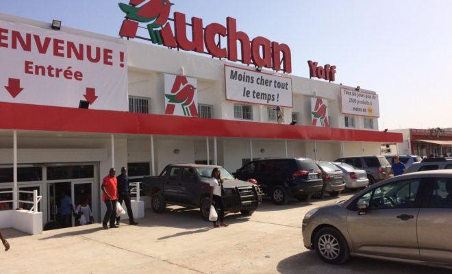 Le tribunal ordonne l'expulsion de Moustapha Diop, bailleur d'Auchan