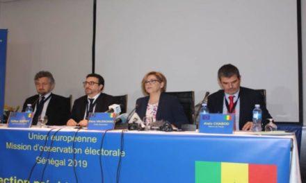 Mission d'Observation : L'union européenne tire son bilan