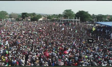 Comment le candidat Macky Sall remplissait les stade, un système incroyable
