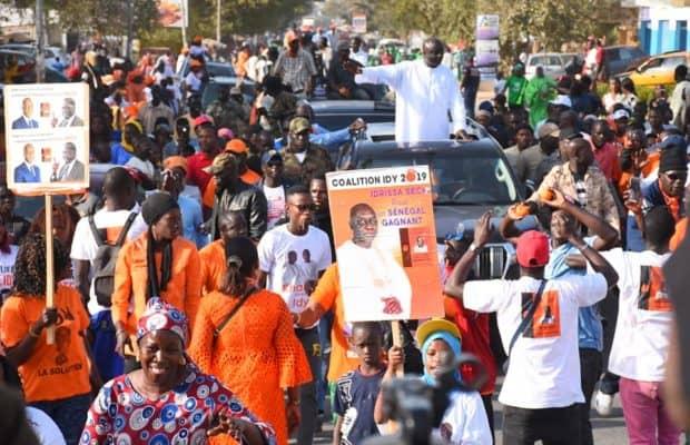 La coalition gagnante IDY 2019, la crème politique et intellectuelle au service du Sénégal!
