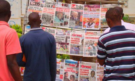 JOURNALISTES VIOLENTES – Les jeunes reporters interpellent Aly Ngouille