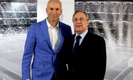 REAL Madrid: Perez aurait appelé Zidane !