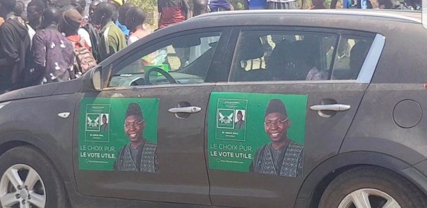 MORT PAR ACCIDENT A TAMBA – Le chauffeur du parti Pur fixé sur son sort, le 6 Mars