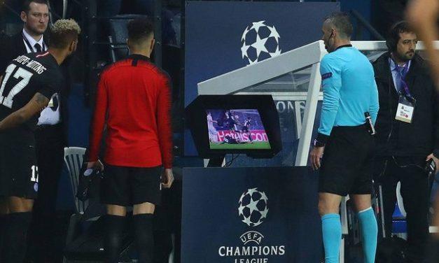 L'UEFA justifie le pénalty mancunien