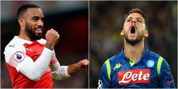 Naples – Arsenal, une finale avant la lettre