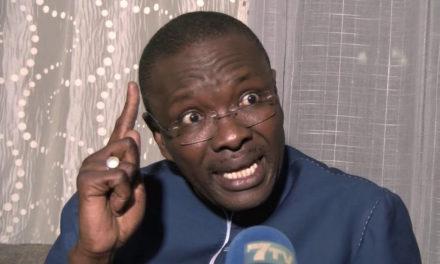 Abou Abel Thiam préconise «autorité» et «fermeté»