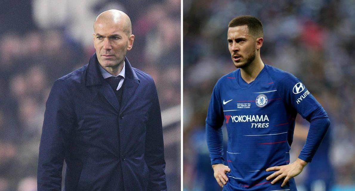 Zidane et l'équation Hazard