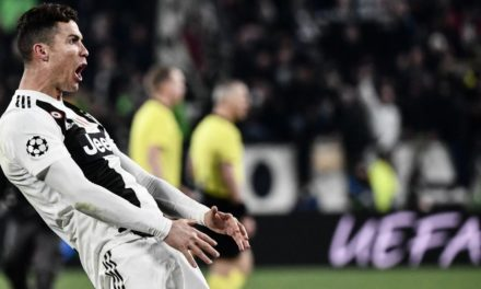 CR7 sous la menace de l'UEFA