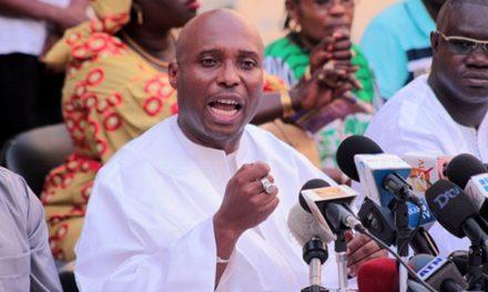 BarthélémyDias : «Qu'aucun sénégalais ne soit surpris qu'il brigue un second mandat dans 60 mois»