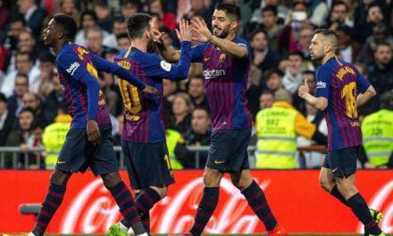 COPA DEL REY – Barça écrase le Real et file en finale