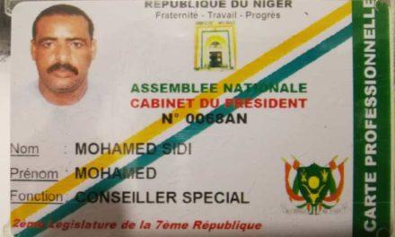 Saisie de 789 Kg de cocaïne en Guinée Bissau: un conseiller spécial du président de l'Assemblée nationale nigérienne arrêté