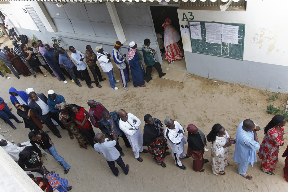 Étonnant et reposant peuple sénégalais !