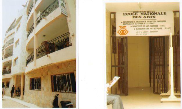 Ecole nationale des arts : les étudiants réclament le départ de Abdou Latif Coulibaly