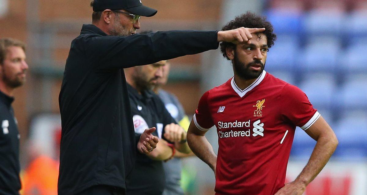 Liverpool : Salah sur le départ