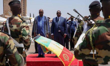 Prestation de serment de Macky Sall : le Président du Burkina déjà à Dakar