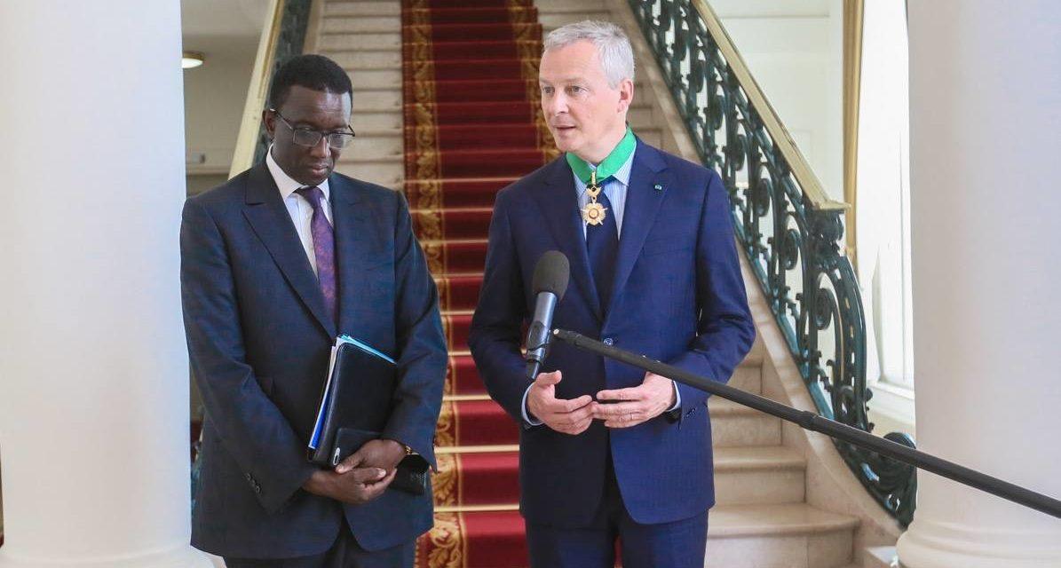 Le lapsus d'Amadou Bâ qui a refroidi plus d'un !