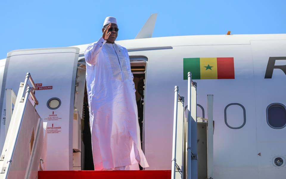 Investiture de  Mohamed Ould Ghazouani : Macky Salll à Nouakchott, le 1er août