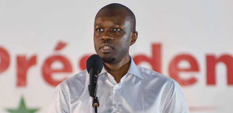 "Sonko parle : ""Il n'y a ni pertinence ni urgence à dialoguer avec Macky Sall"""