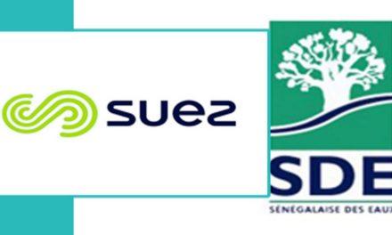 GESTION DE L'EAU – Suez installée ce lundi