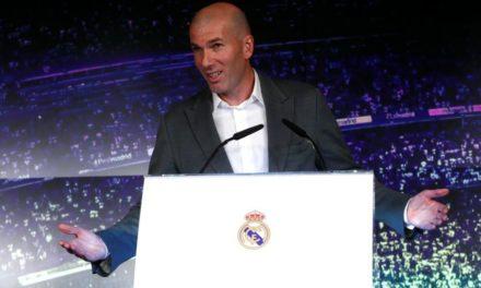 Zidane touchera 12 millions d'euros par an !