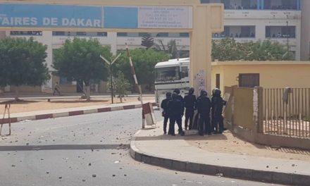 VIOLENCES A L'UCAD- Des sanctions disciplinaires prises contre des étudiants de la FST