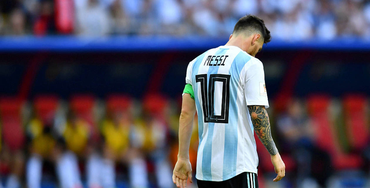 Argentine : Messi solde ses comptes
