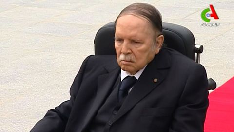 Algérie : Bouteflika remet officiellement sa démission