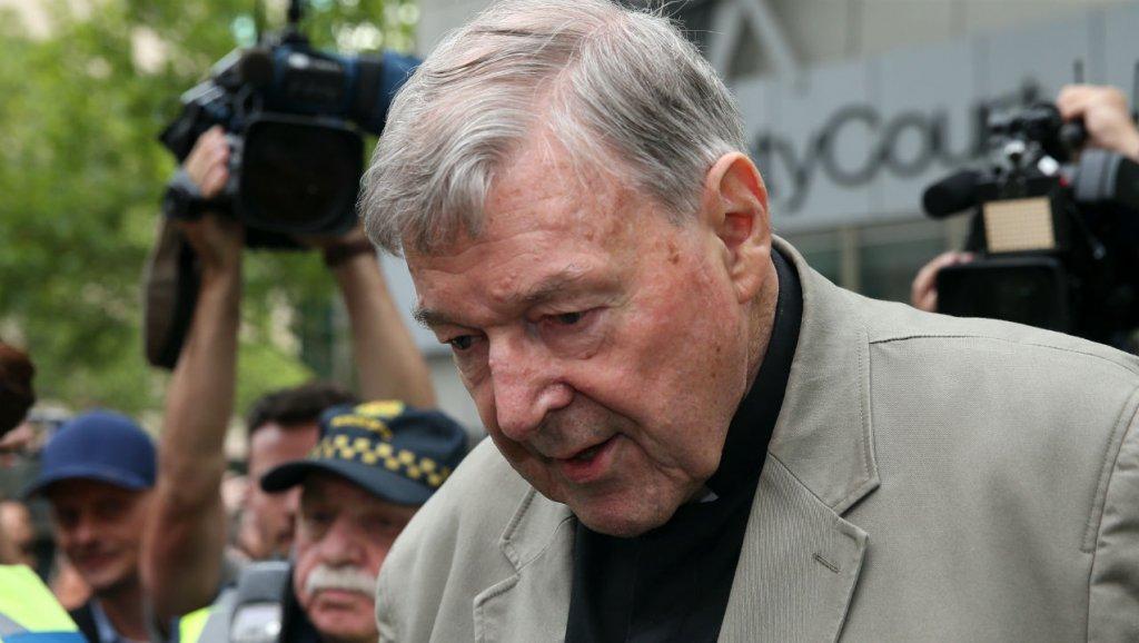 Australie: Le Cardinal George Pell jugé coupable d'abus sexuel