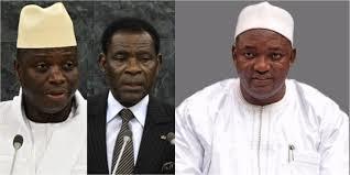 Vent de décrispation sur Banjul : que fait Barrow chez l'hôte de Jammeh?
