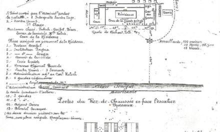 15 mars 1908 : attaque armée de la résidence coloniale de Dagana, par le marabout Aly Yoro Diop de Fanaye (Dimatt)