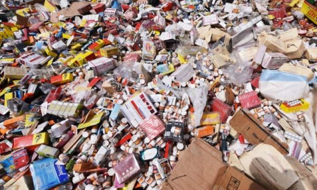Des antibiotiques et des aphrodisiaques d'une valeur de plus d'un milliard saisis par la Douane