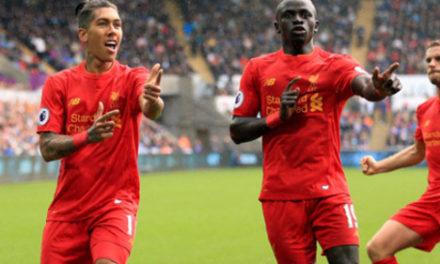 Sadio Mané porte Liverpool !