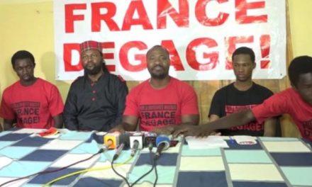 """Les six membres du mouvement """"Frapp France Dégage"""" libérés"""