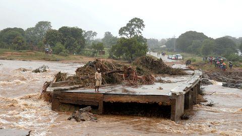 1.000 morts dans le Cyclon Idai ?