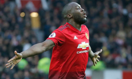 "Lukaku : ""On a eu la chance à la fin…"""