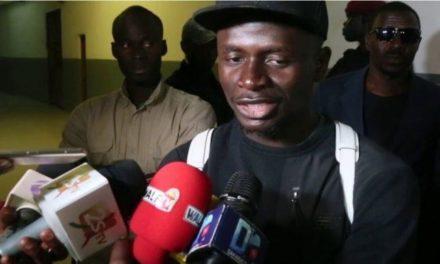 Sadio Mané soulagé par son but (vidéo)
