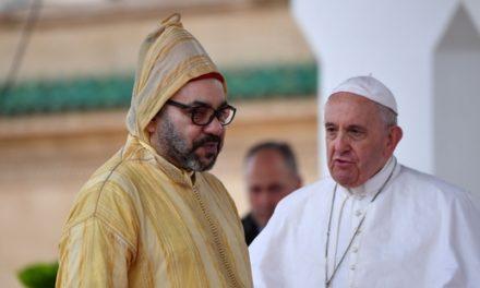 Le Pape François au Maroc : appel historique sur Jérusalem