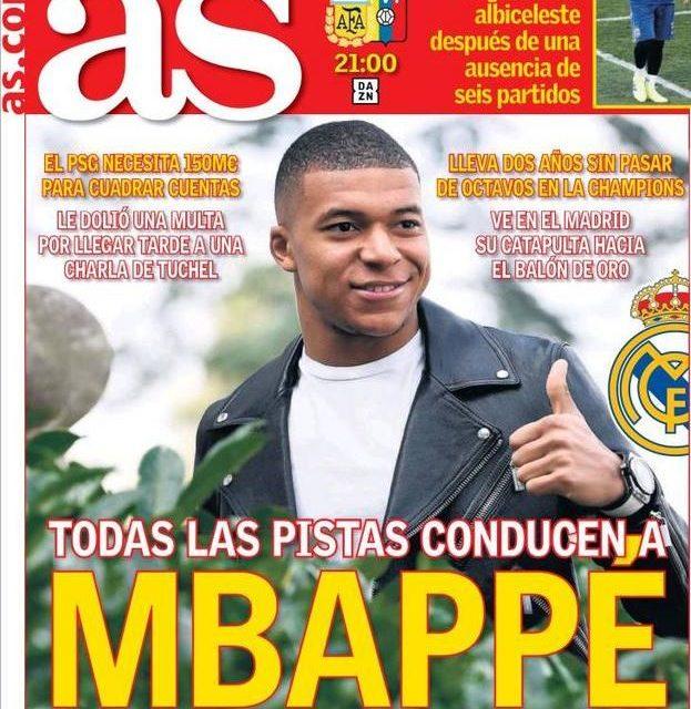 Mbappé au Real : la presse et les fans y croient