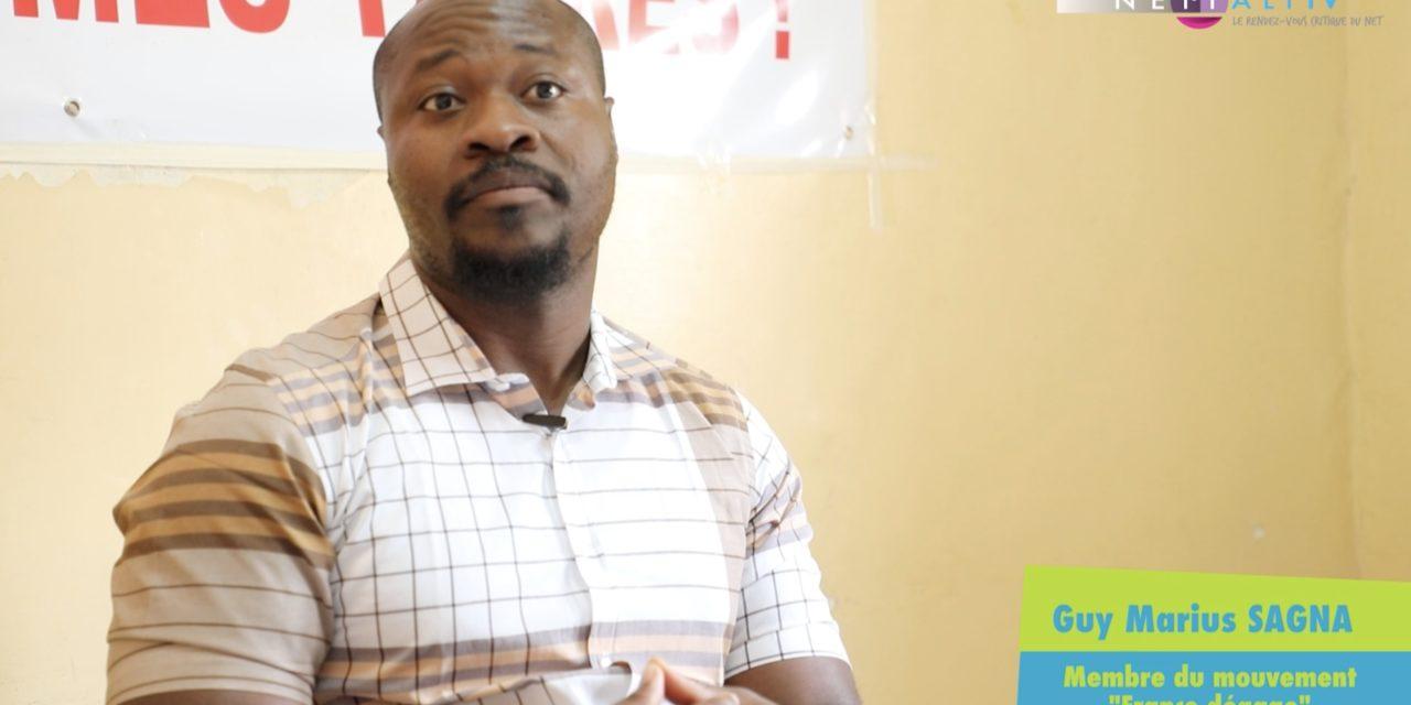 Guy Marius Sagna sur le Cfa : « Macky et Ouattara sont des sous-préfets de Macron » (Voir Video en +)
