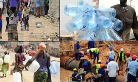 Dakar risque une pénurie d'eau