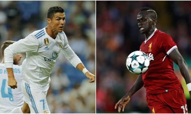 Ligue des champions: Sadio Mané gagne le trophée du plus joli but, Ronaldo joueur de la semaine
