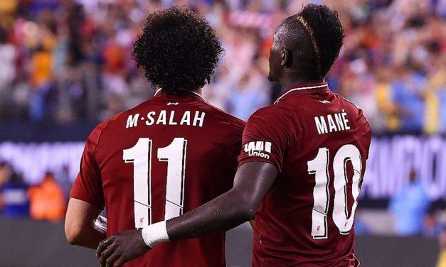 Rivalité Mané – Salah : The game of Thrones