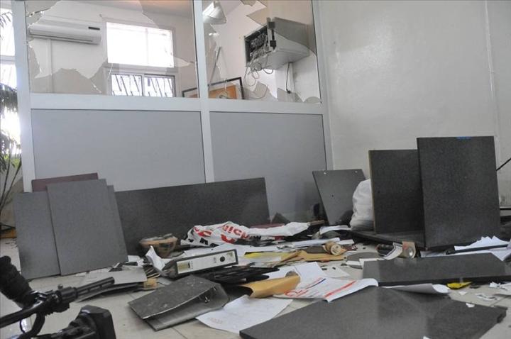Ucad: Plainte du COUD contre des étudiants casseurs