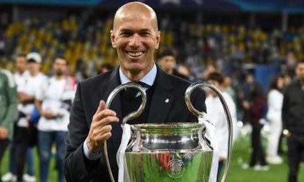 C'est officiel, Zidane signe un contrat de 3 ans !