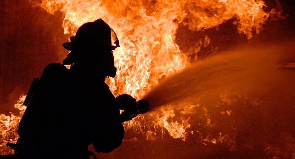Incendie dans une usine de mèche : 1 mort !
