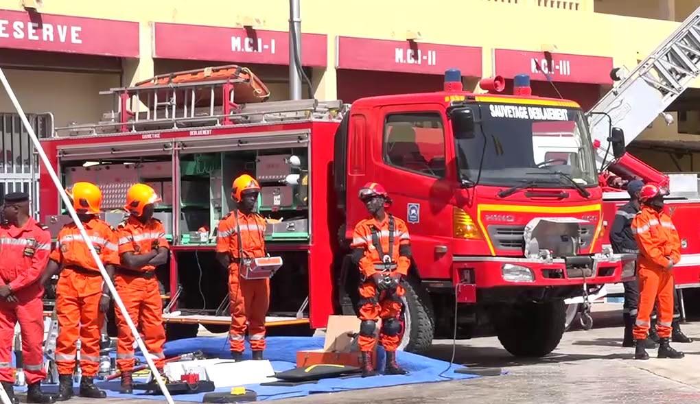 DAAKA 2019 : Le bilan chiffré des sapeurs-pompiers