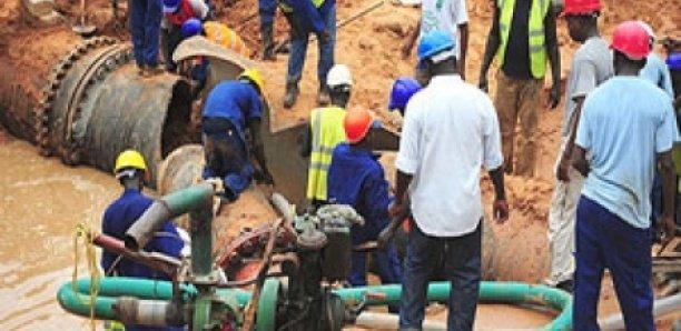 Affaire des tuyaux endommagés : la SDE este en justice