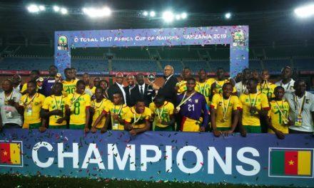 CAN U17 : Le Cameroun roi d'Afrique, 16 ans après