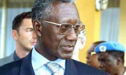 Décès du général  Lamine Cissé