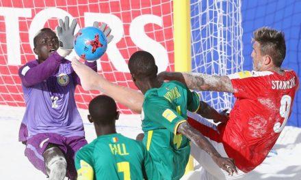 """Les """"Lions"""" de Beach soccer  perdent leur gardien :  Abdou Karim Samb inhumé à Yoff"""